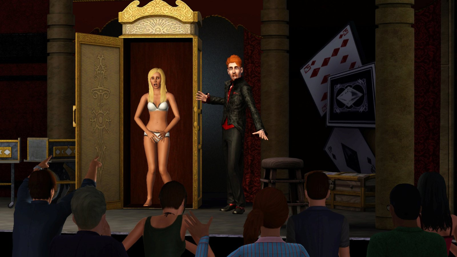 The Sims 3 Showtime 7