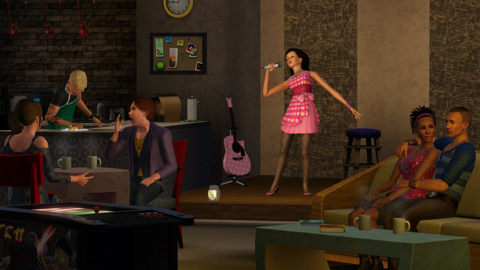 The Sims 3 Showtime 9