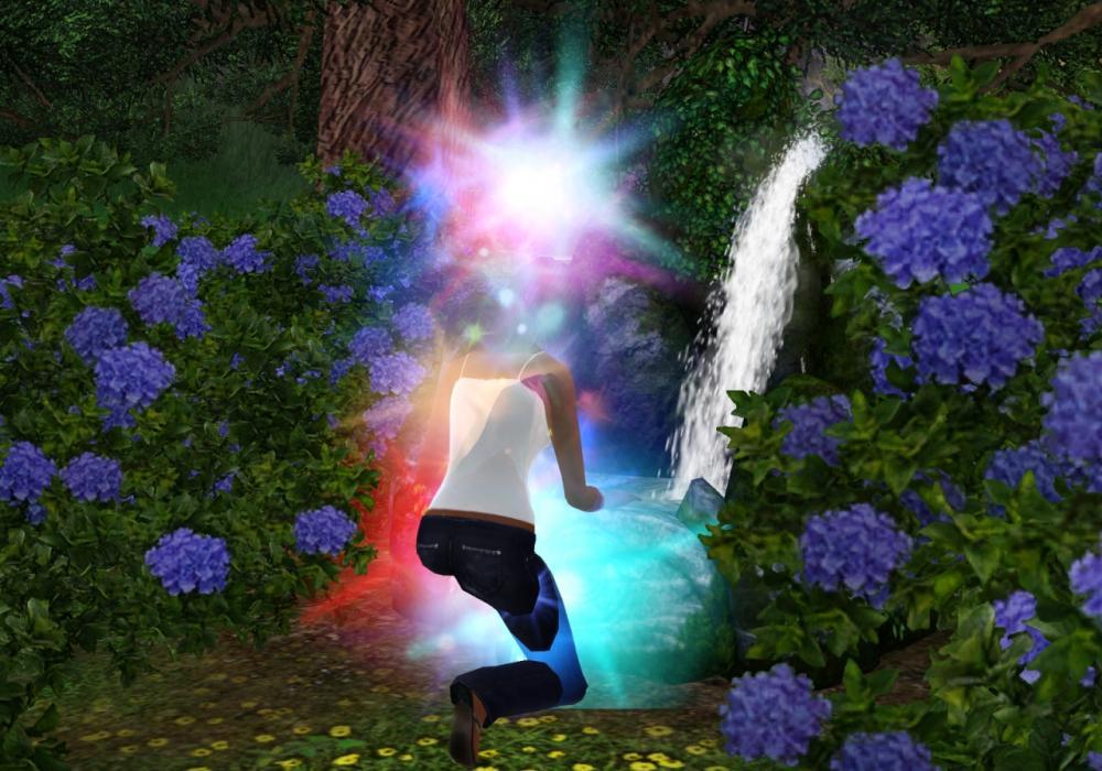 The Sims 3 Horské Lázně 2146