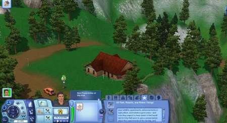 The Sims 3 Horské Lázně 2147