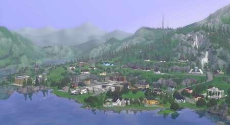 The Sims 3 Horské Lázně 377