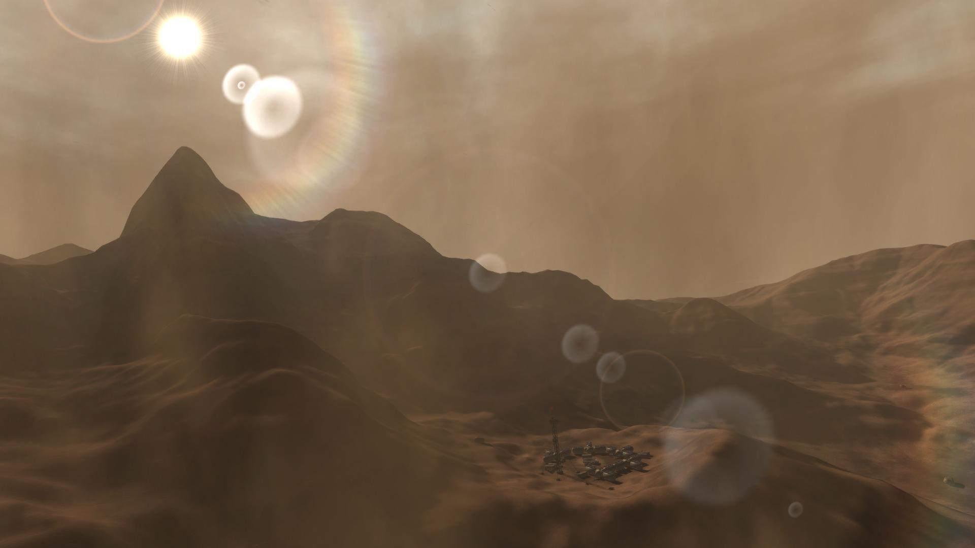 Lunar Flight 8