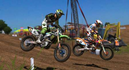 MXGP The Official Motocross Videogame 2