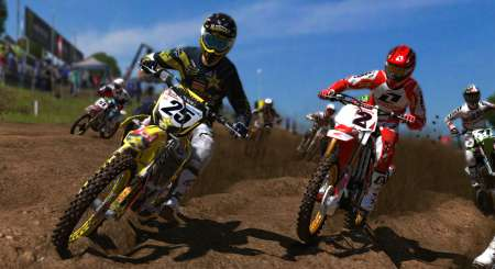 MXGP The Official Motocross Videogame 7