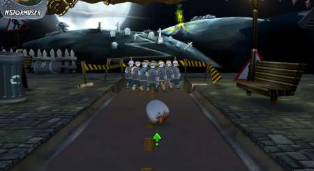 Zombie Bowl-o-Rama 5