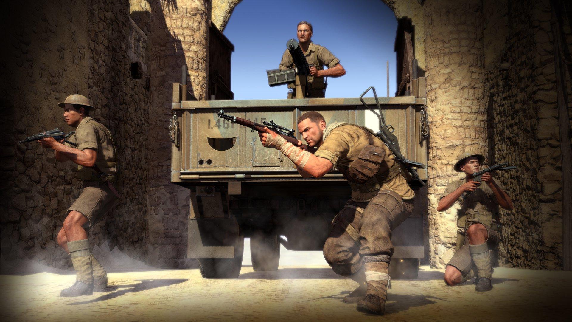 Sniper Elite 3 13