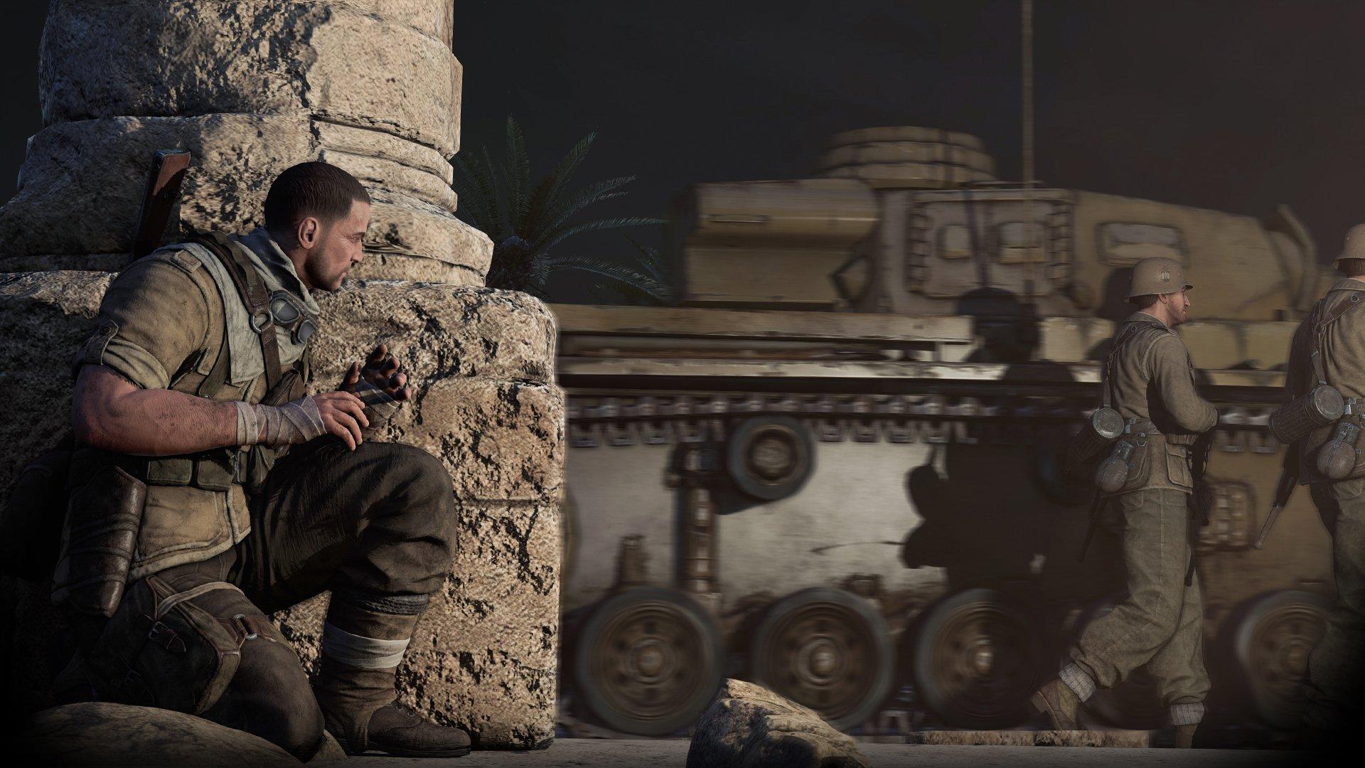Sniper Elite 3 14