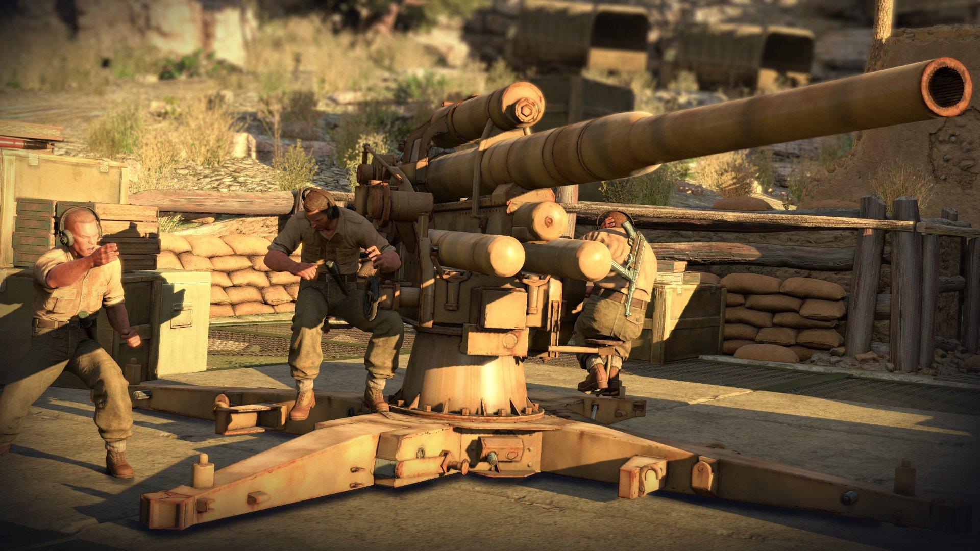 Sniper Elite 3 16
