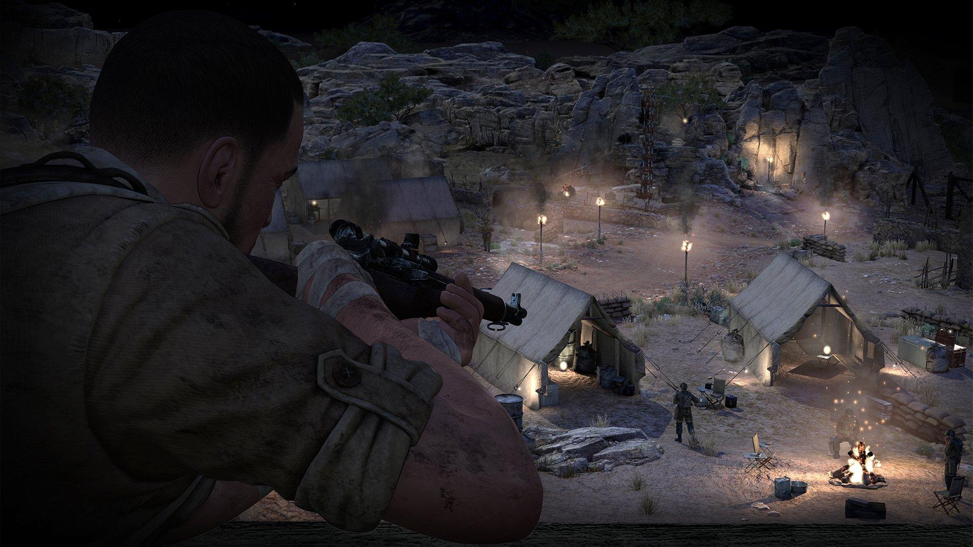 Sniper Elite 3 27