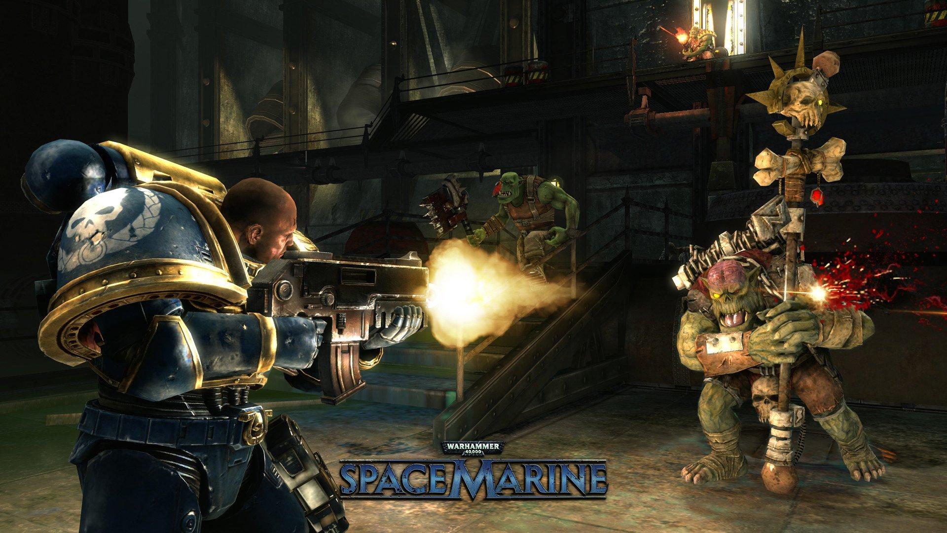 Warhammer 40,000 Space Marine 10