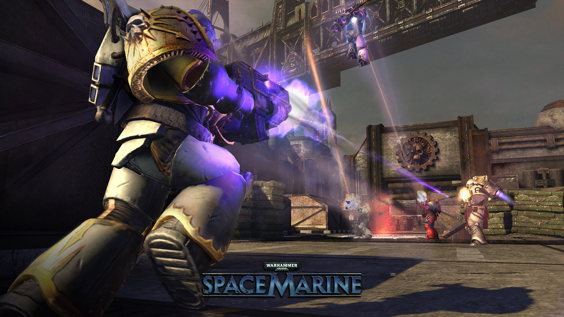 Warhammer 40,000 Space Marine 11