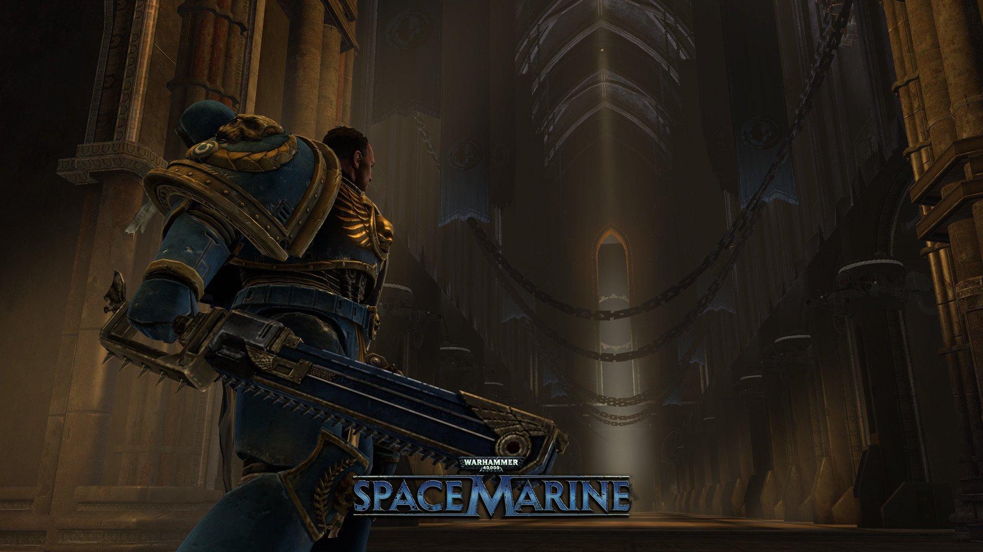 Warhammer 40,000 Space Marine 12