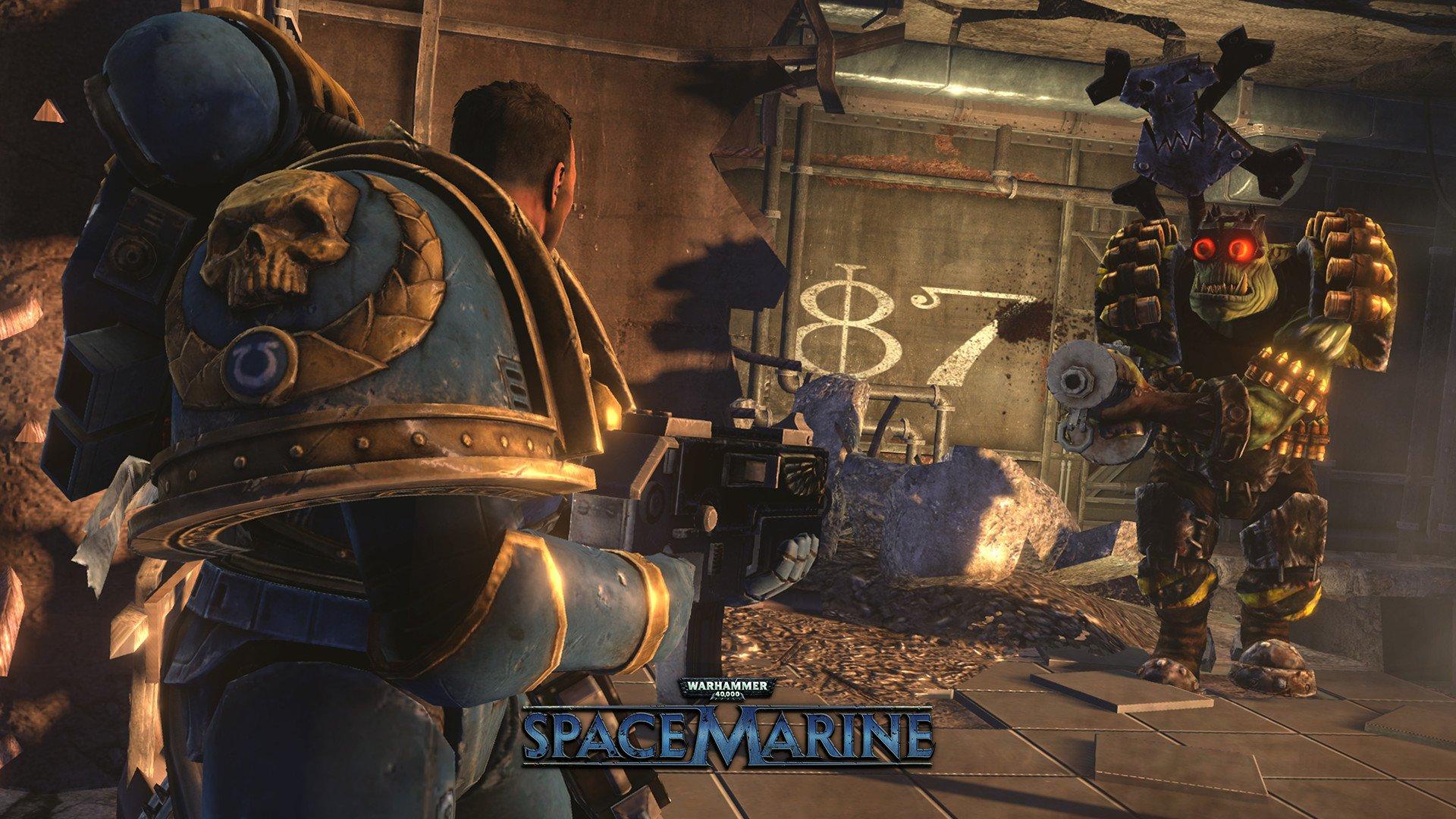 Warhammer 40,000 Space Marine 13