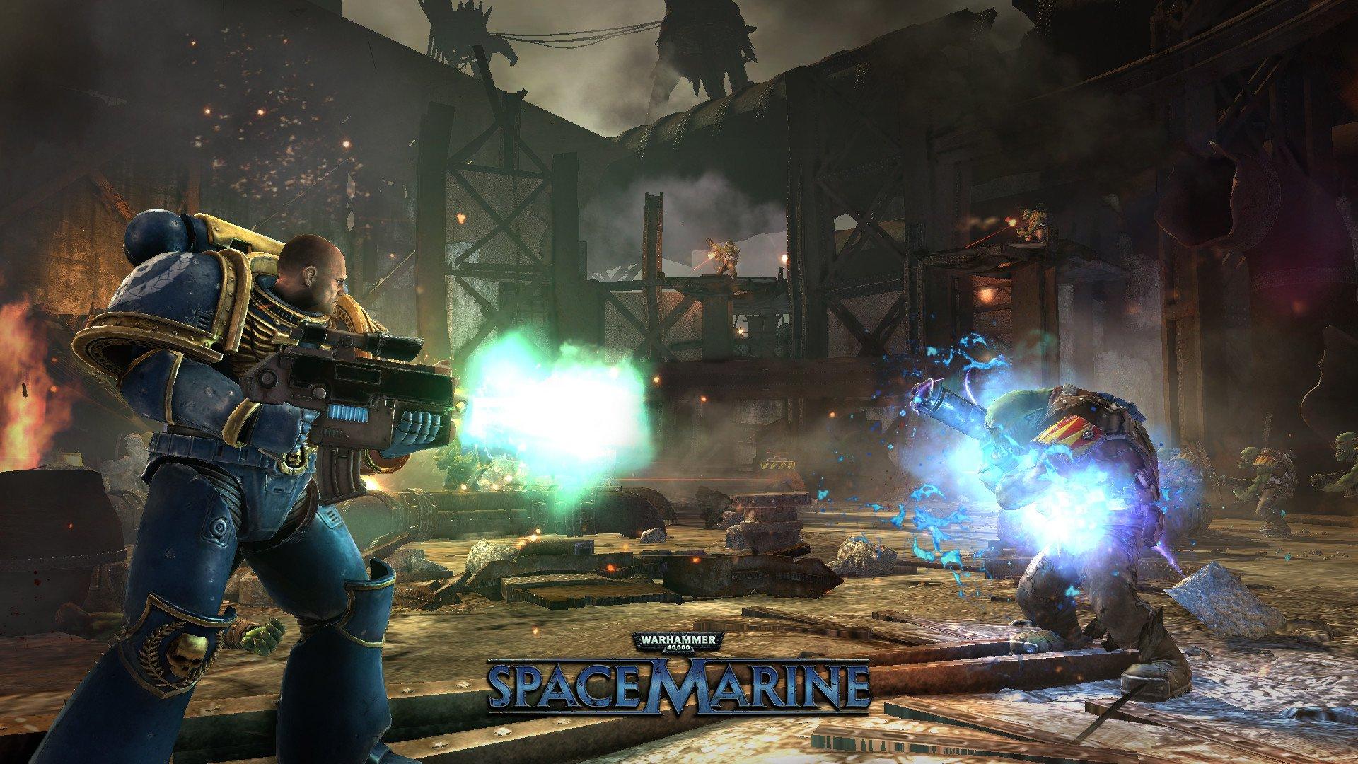 Warhammer 40,000 Space Marine 14