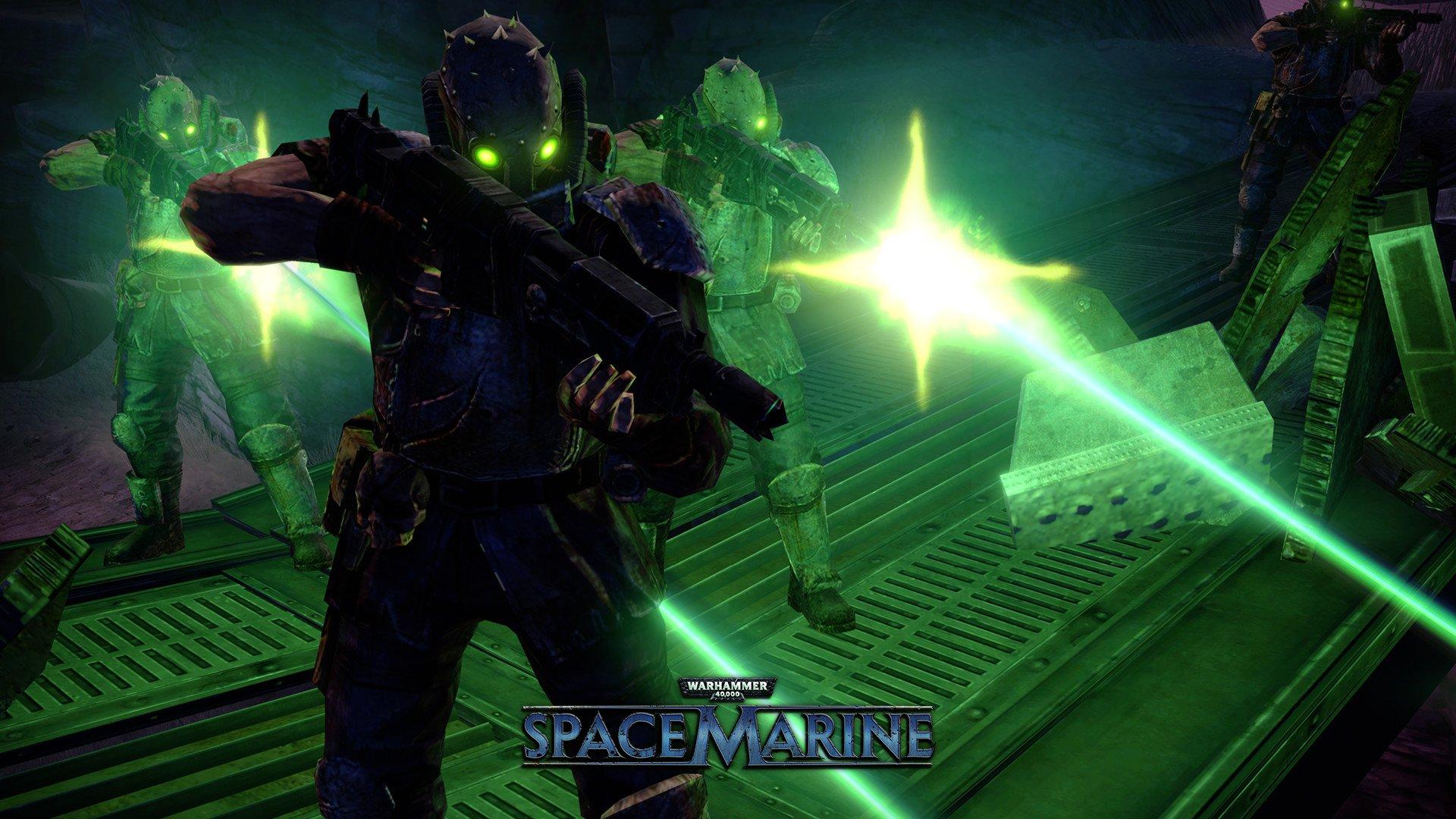 Warhammer 40,000 Space Marine 15