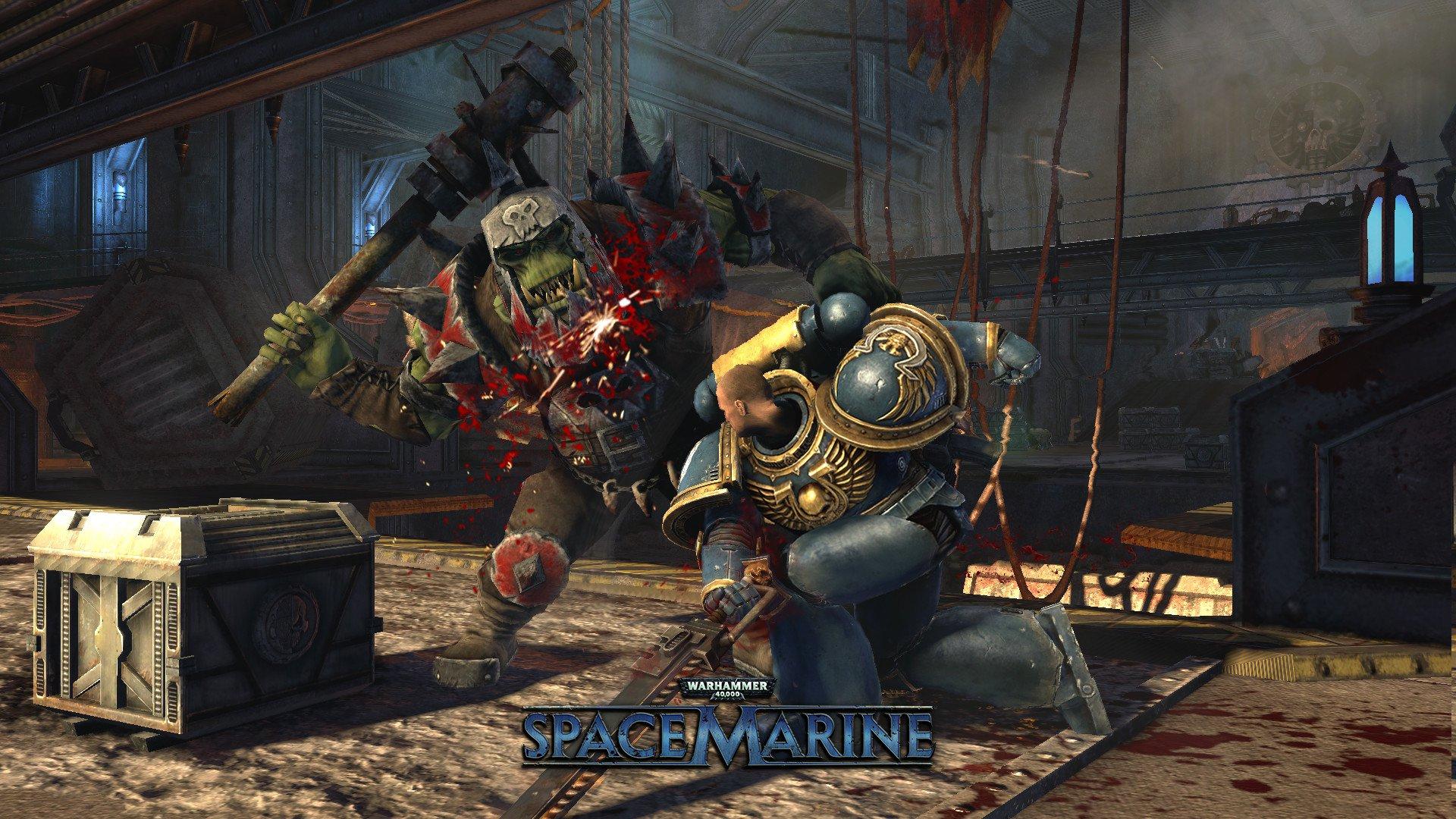 Warhammer 40,000 Space Marine 16