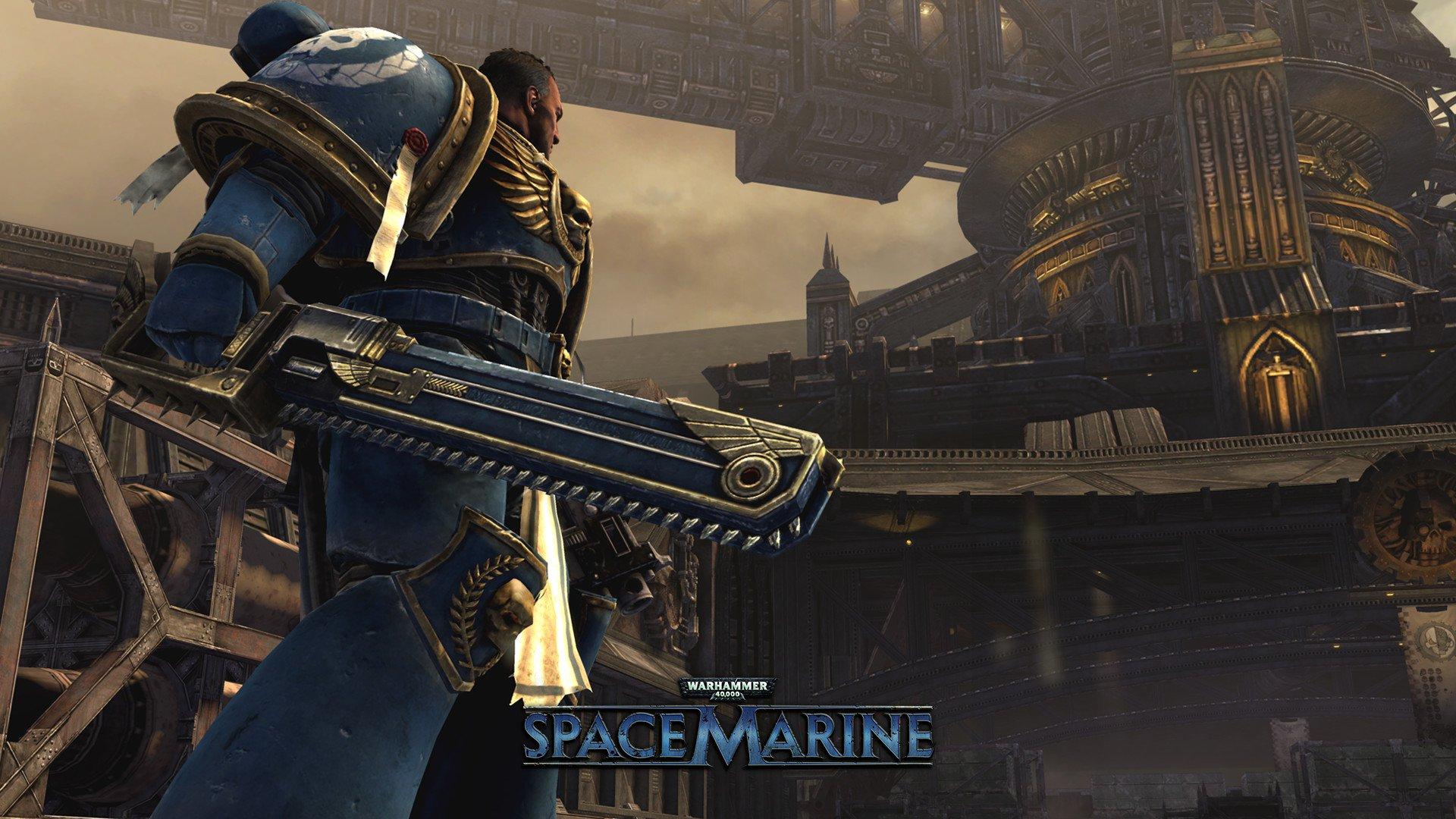 Warhammer 40,000 Space Marine 17