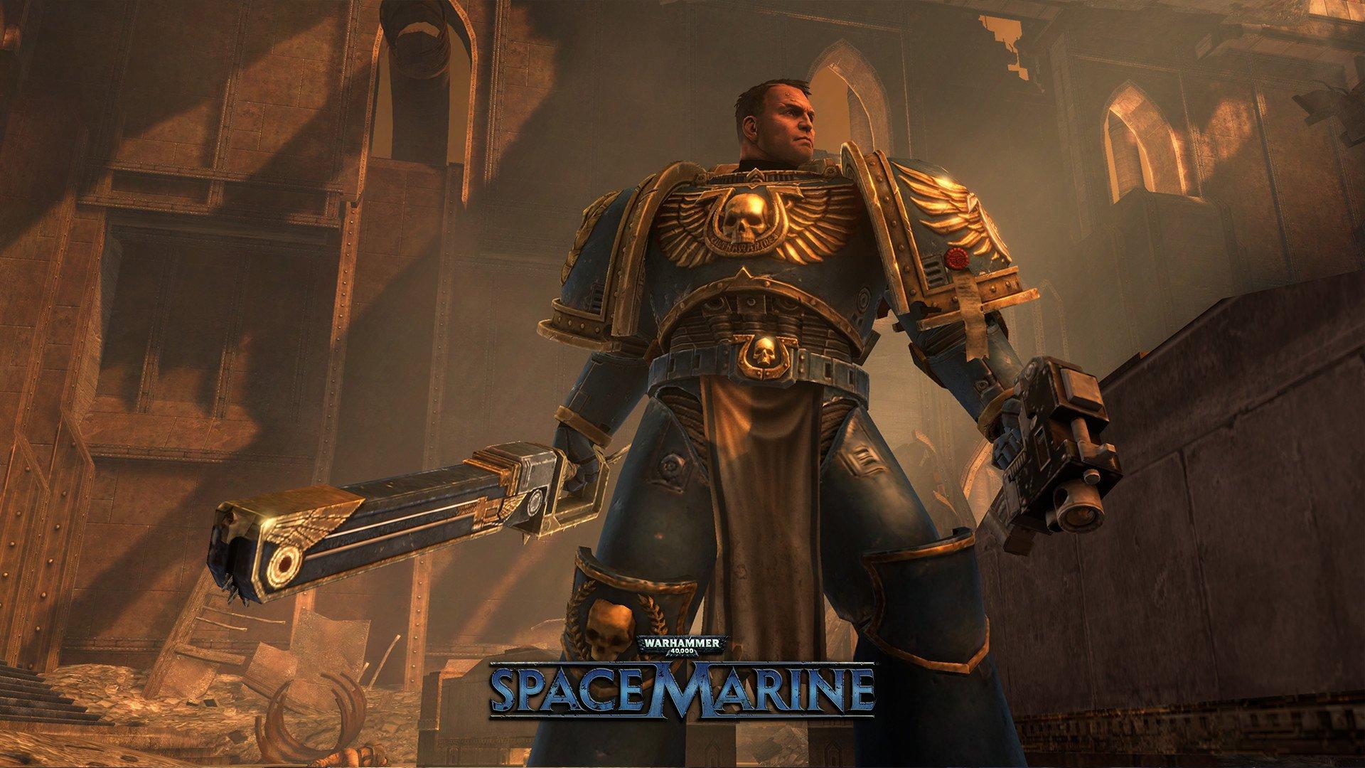 Warhammer 40,000 Space Marine 18