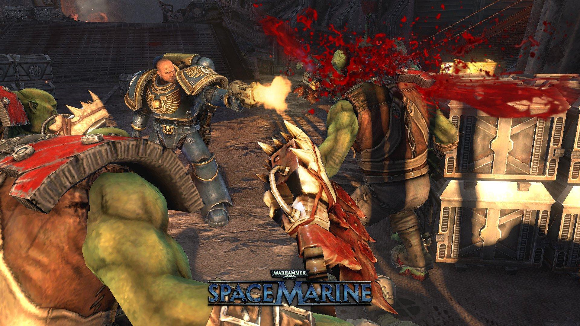 Warhammer 40,000 Space Marine 19