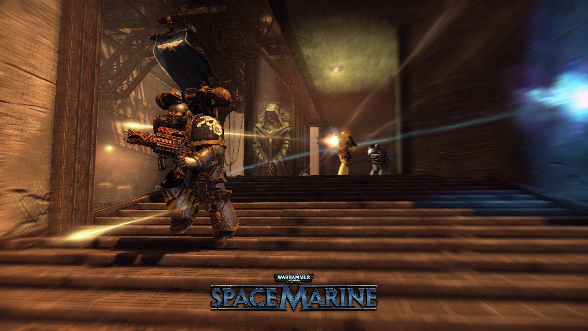 Warhammer 40,000 Space Marine 20