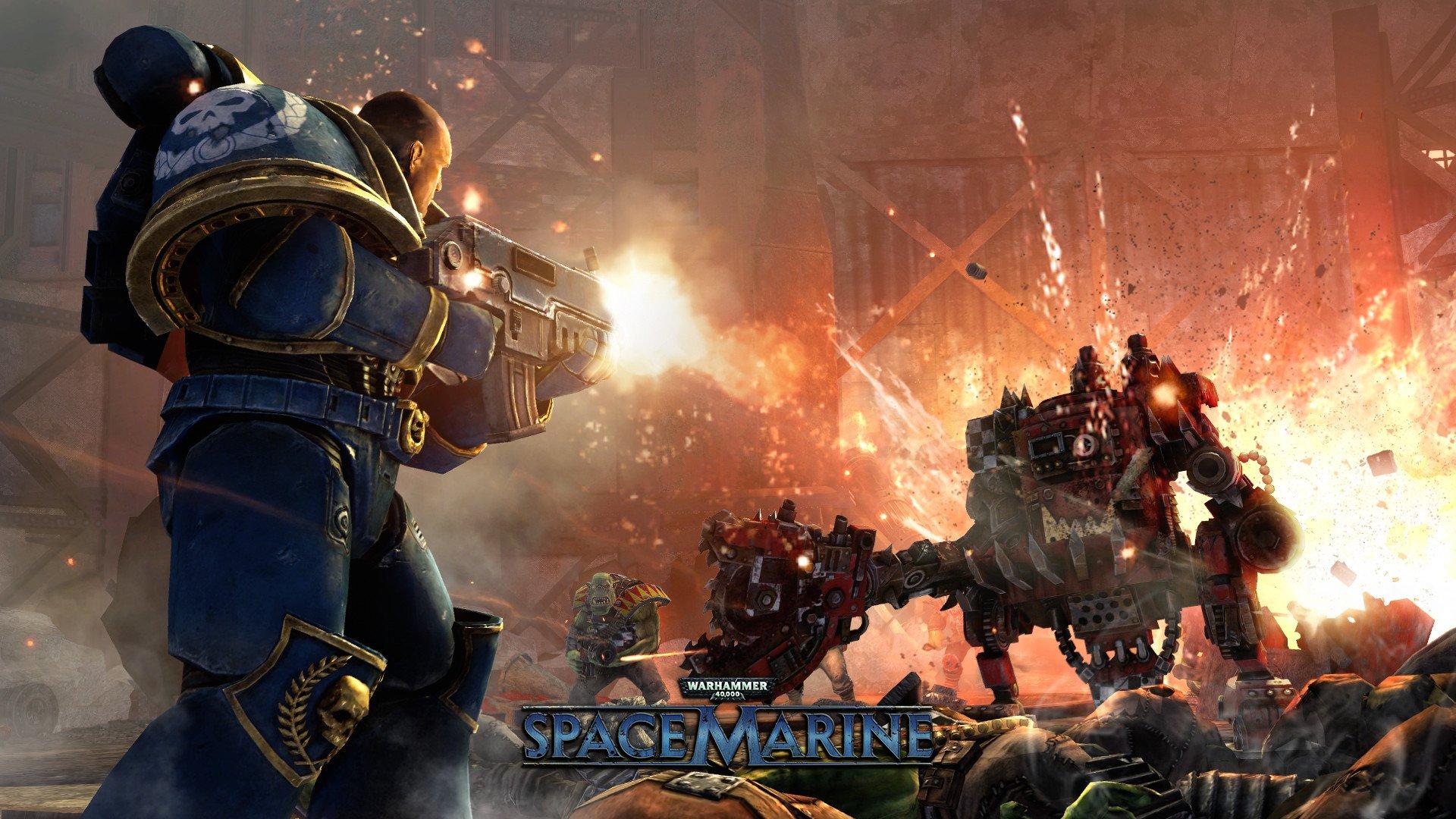 Warhammer 40,000 Space Marine 5