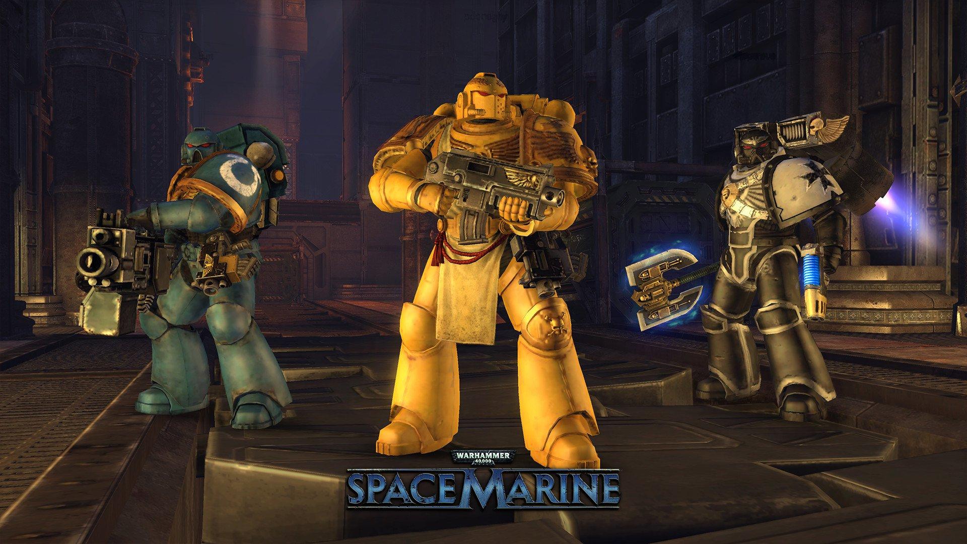 Warhammer 40,000 Space Marine 6