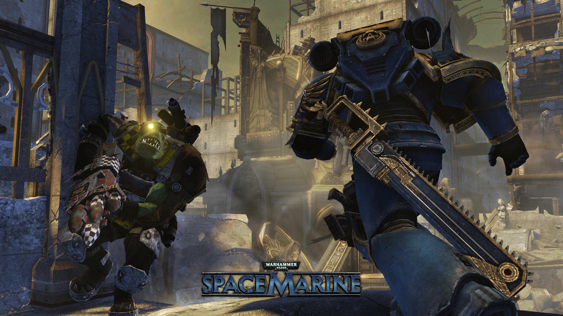 Warhammer 40,000 Space Marine 7