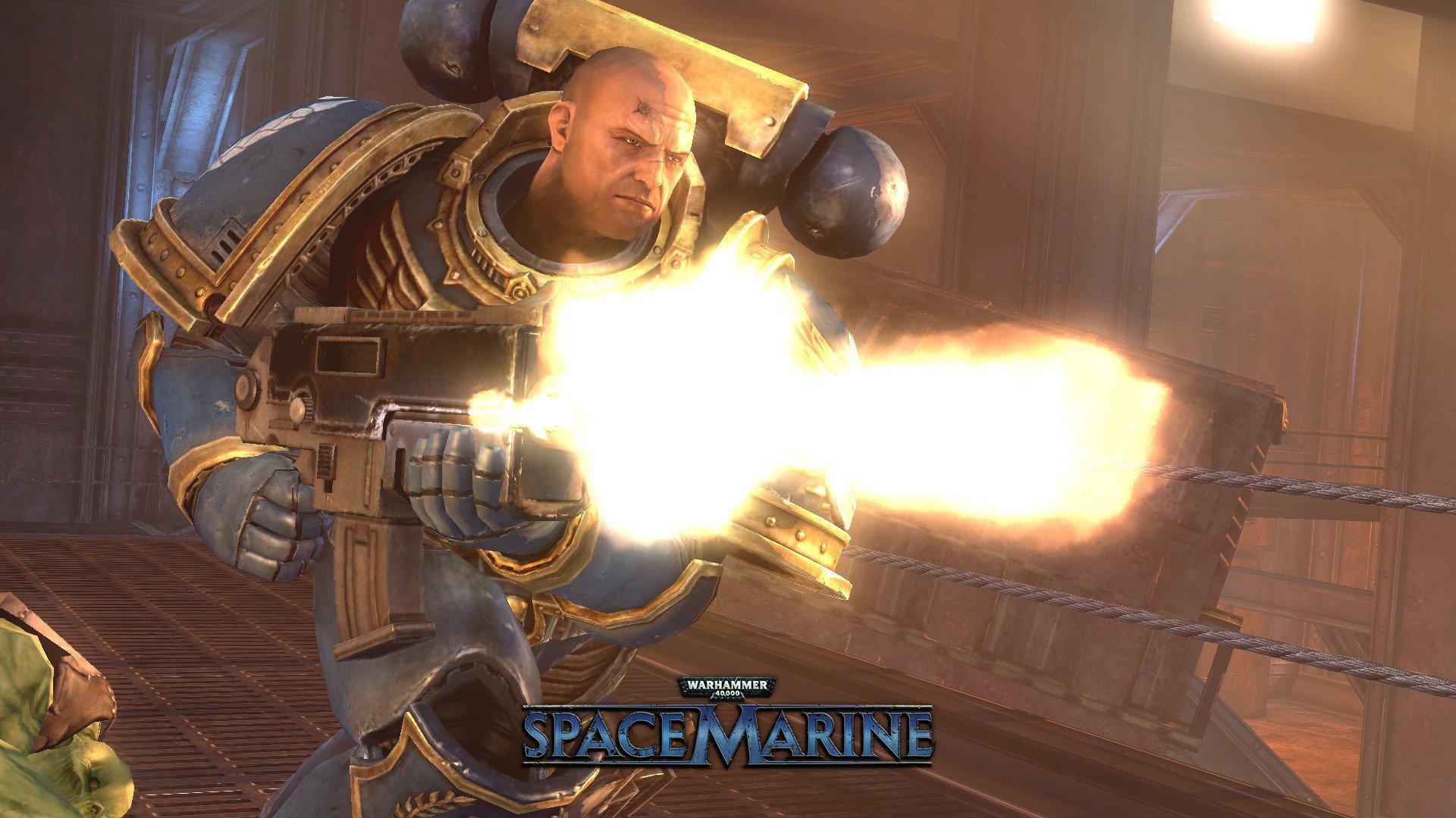 Warhammer 40,000 Space Marine 8