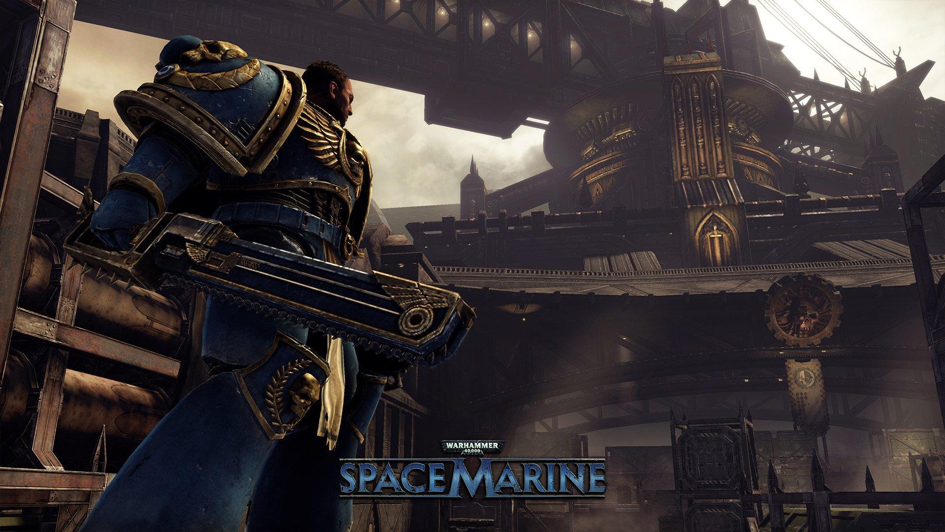Warhammer 40,000 Space Marine 9