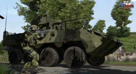 Arma II Army of the Czech Republic, Arma 2 1
