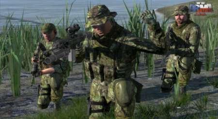 Arma II Army of the Czech Republic, Arma 2 2