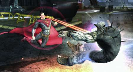 Injustice Gods Among Us Ultimate Edition 1