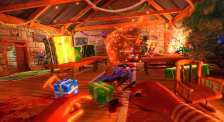 Viscera Cleanup Detail Santas Rampage 10