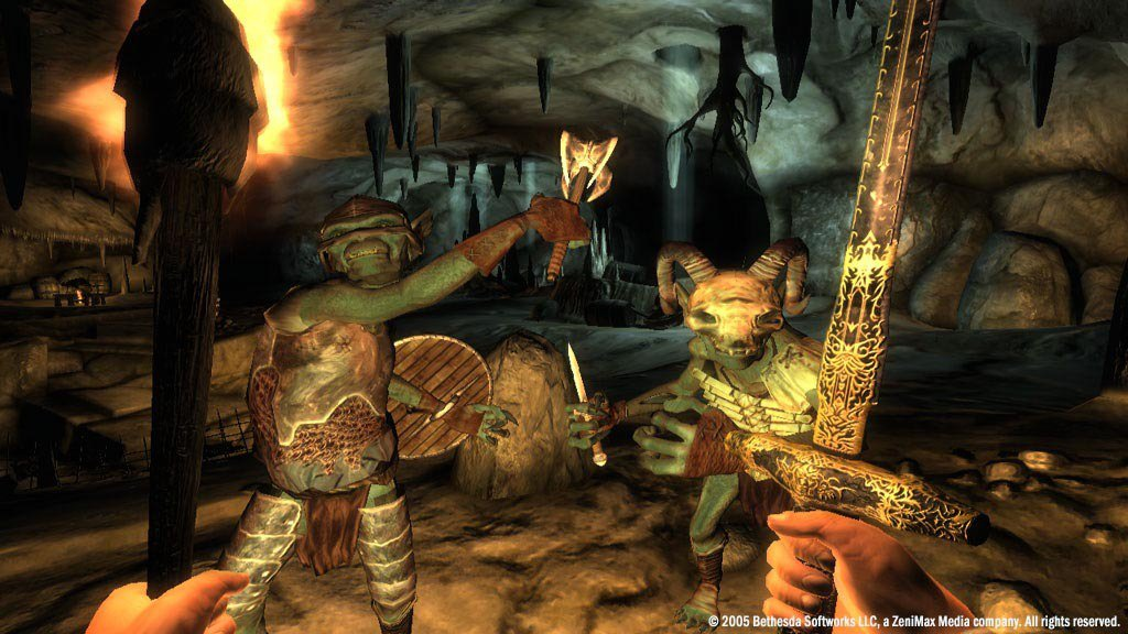 The Elder Scrolls IV Oblivion Game of the Year Edition 8