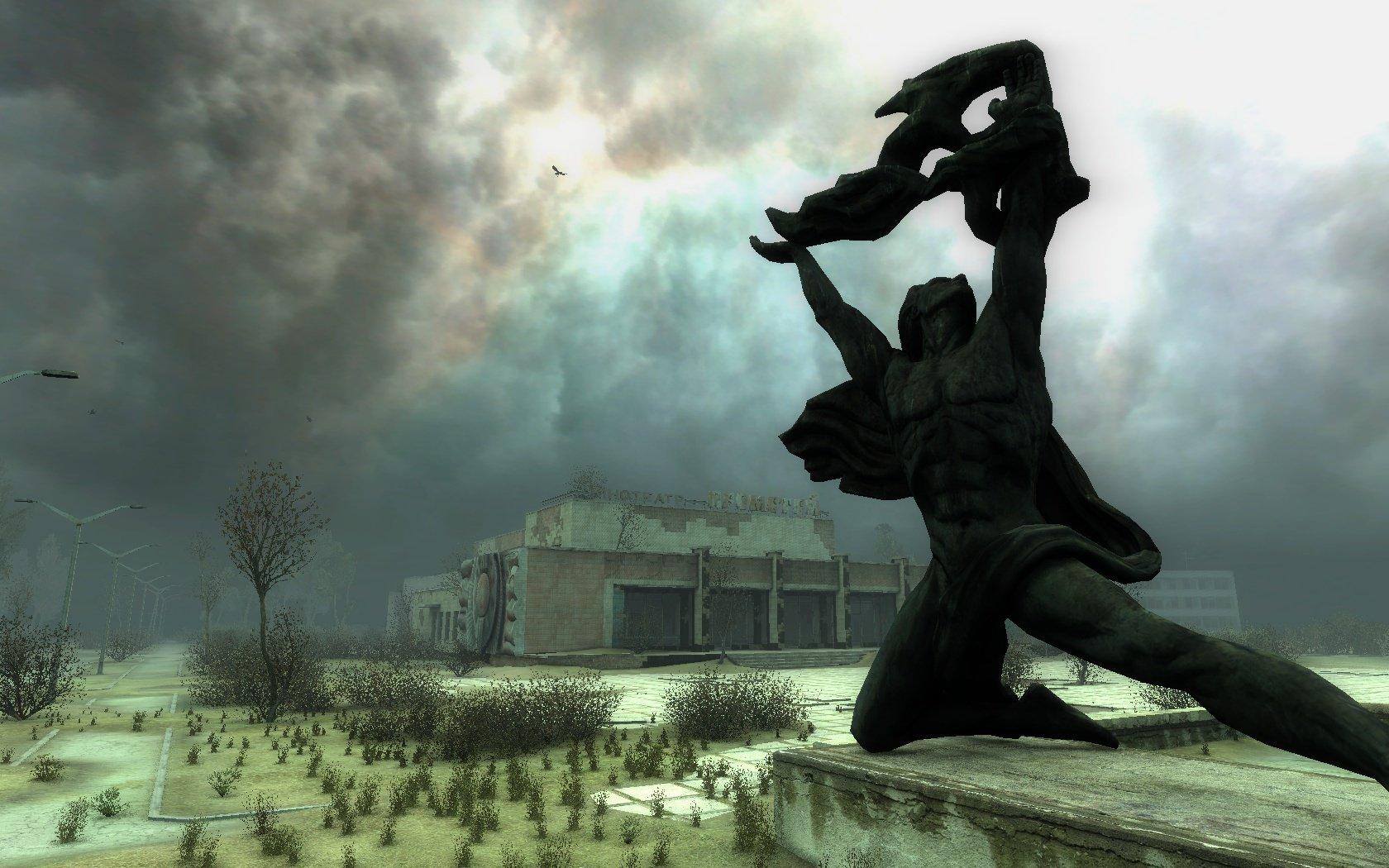 S.T.A.L.K.E.R. Call of Pripyat 12