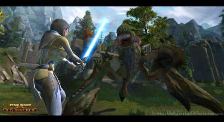 Star Wars The Old Republic + 30 Dní 2142