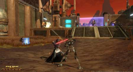 Star Wars The Old Republic + 30 Dní 2143