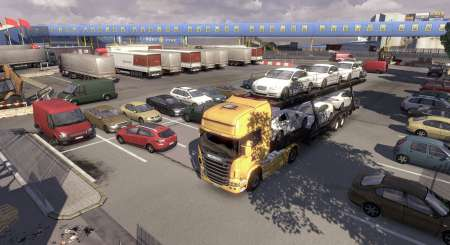 Scania Truck Driving Simulator 1