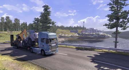 Scania Truck Driving Simulator 10