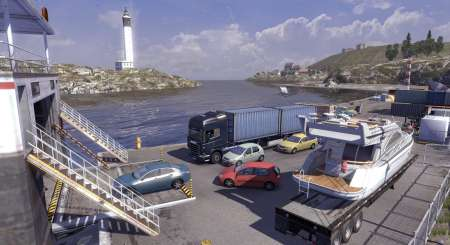Scania Truck Driving Simulator 12