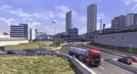 Scania Truck Driving Simulator 14