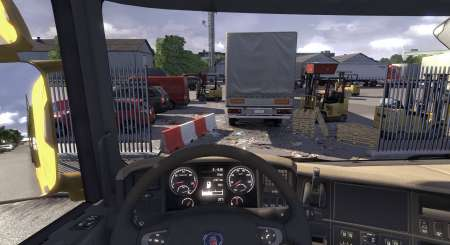 Scania Truck Driving Simulator 4