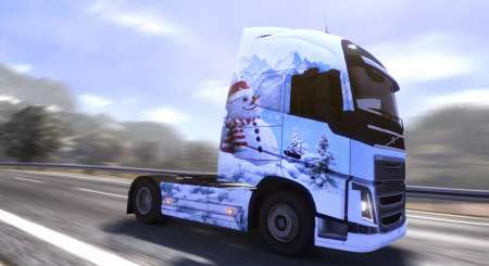Euro Truck Simulátor 2 Ice Cold Paint Jobs Pack 1