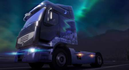 Euro Truck Simulátor 2 Ice Cold Paint Jobs Pack 2