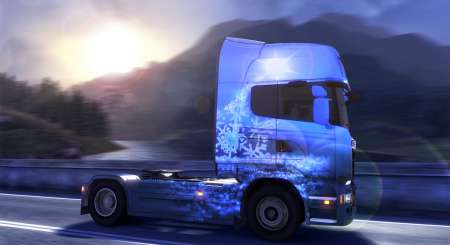 Euro Truck Simulátor 2 Ice Cold Paint Jobs Pack 3