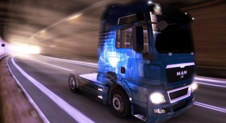 Euro Truck Simulátor 2 Ice Cold Paint Jobs Pack 4
