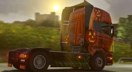 Euro Truck Simulátor 2 Halloween Paint Jobs Pack 1