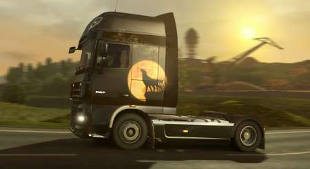 Euro Truck Simulátor 2 Halloween Paint Jobs Pack 2