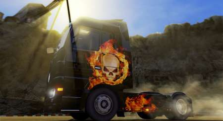 Euro Truck Simulátor 2 Halloween Paint Jobs Pack 3