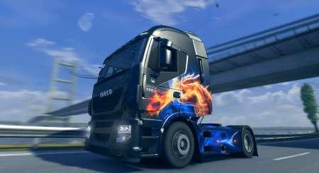 Euro Truck Simulátor 2 Halloween Paint Jobs Pack 5